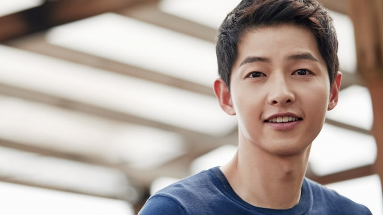 Song Joong Ki from Soompi