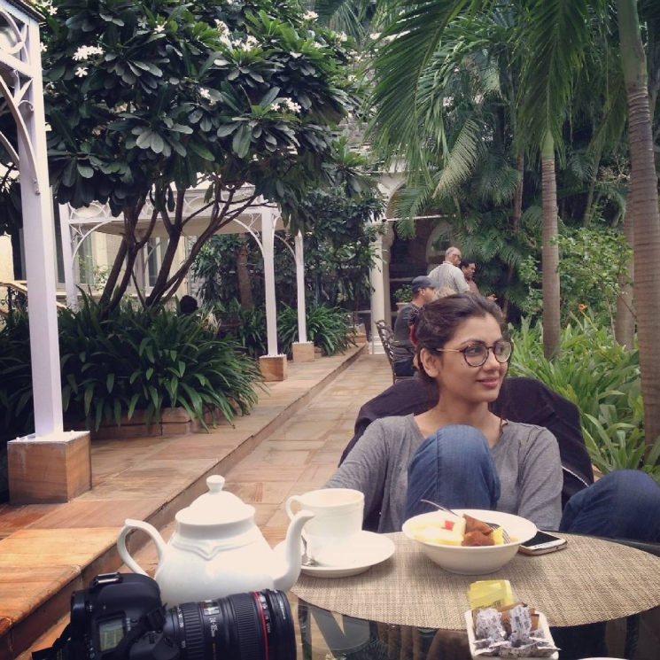 Sriti Jha from Instagram @itisriti