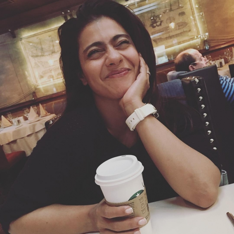 Kajol from Instagram @kajol