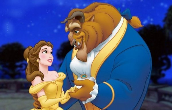Beauty and the Beast. (Alcohollywood)