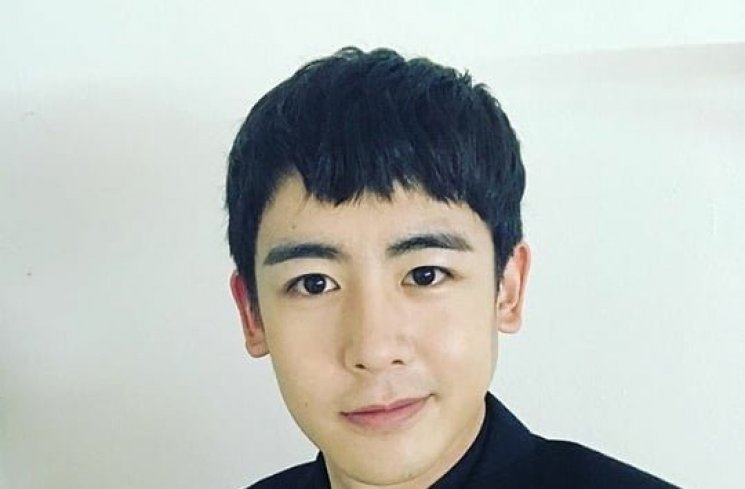 Nickhun 2PM  (Instagram/@_nickhun_)