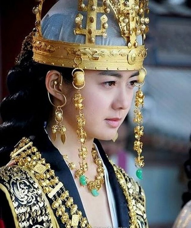 Ratu Seon Deok - The Great Queen Seon Deok   (Instagram/@sageuk_koreandrama)