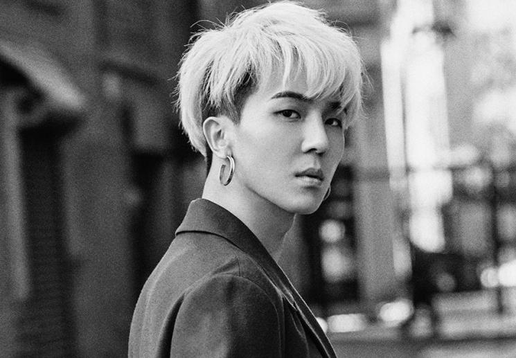 Album solo Song Mino WINNER (Soompi)