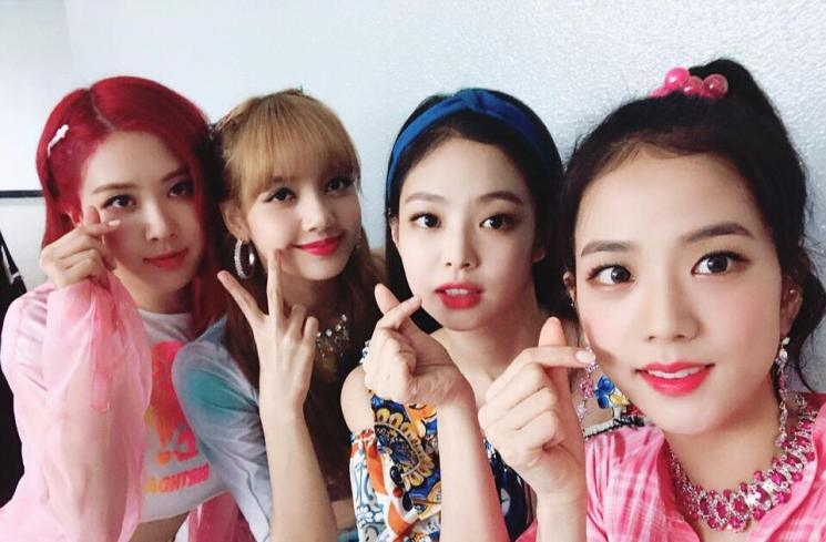 BLACKPINK (Instagram/@blackpinkofficial)