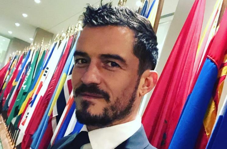 Orlando Bloom - (Instagram/@orlandobloom)