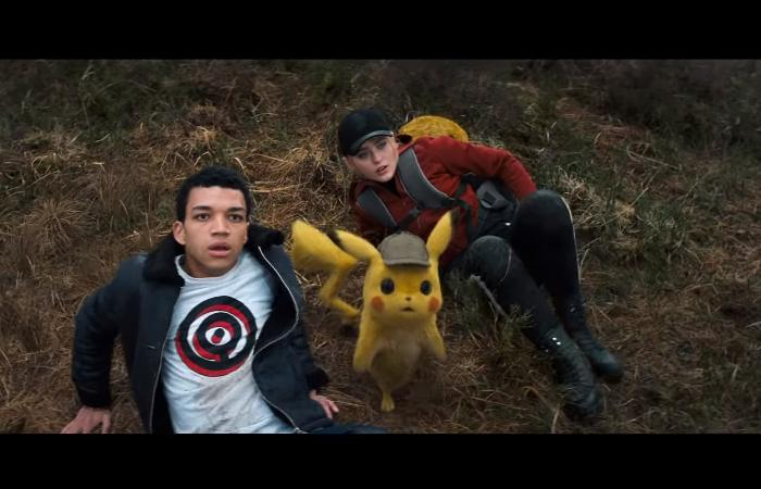 Pokemon Detective Pikachu. (Youtube/WarnerBros,Pictures)