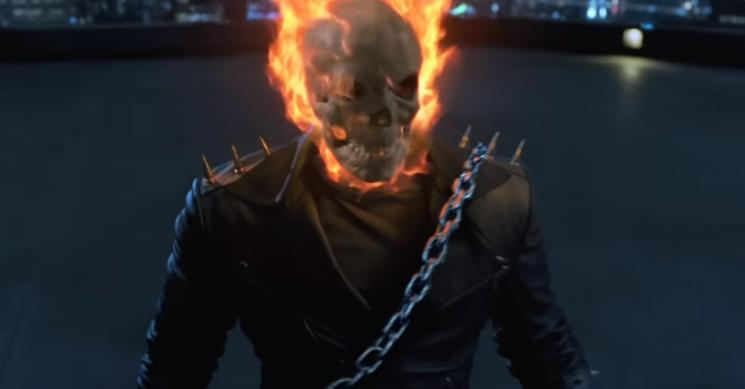 Ghost Rider. (Youtube/MovieClipsTrailer)