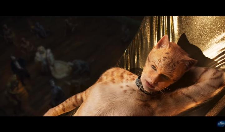 Cats. (Youtube/Universal Pictures UK)