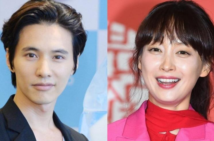 Won Bin dan Lee Na Young (Koreaboo)