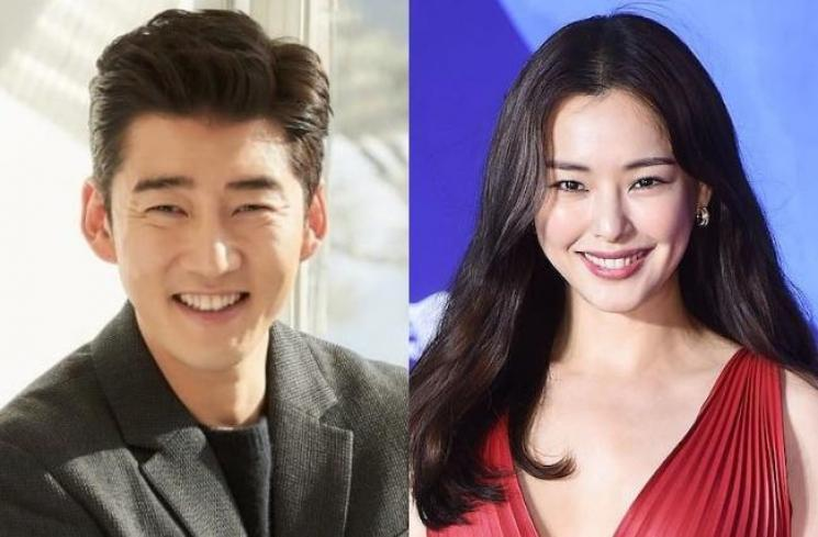 Honey Lee dan Yoon Kye Sang (Soompi)