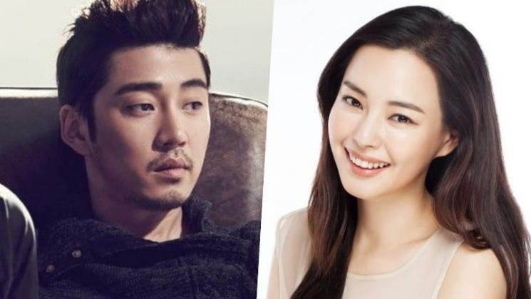 Honey Lee dan Yoon Kye Sang (Twitter)