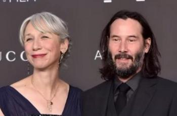 Keanu Reeves dan Alexandra Grant. (Youtube/Accsess)
