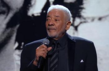 Bill Withers. (YouTube/Rock & Roll Hall of Fame)