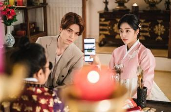 Lee Dong Wook Cium Mesra Jo Bo Ah, Rating Tale of the Nine Tailed Turun