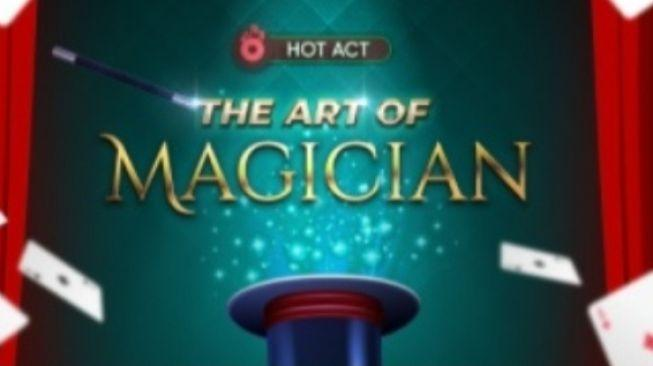 Kompetisi The Art of Magician [siaran pers]