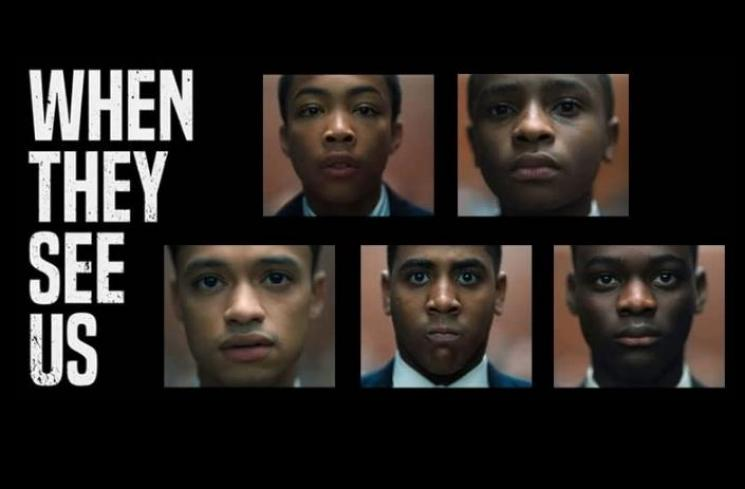Film When They See Us. (IMDb)