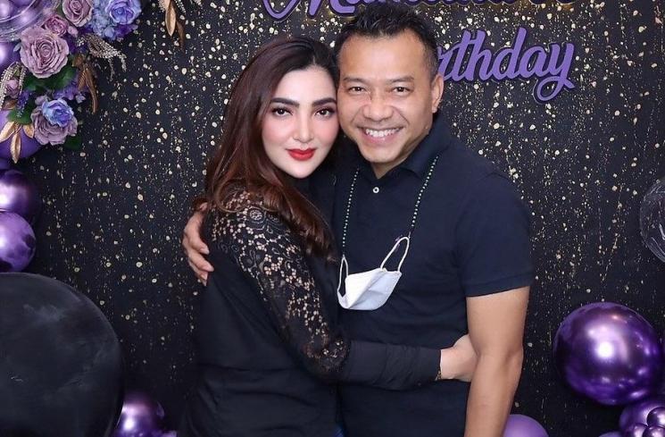 Ashanty dan Anang Hermansyah. (Instagram/@ashanty_ash)
