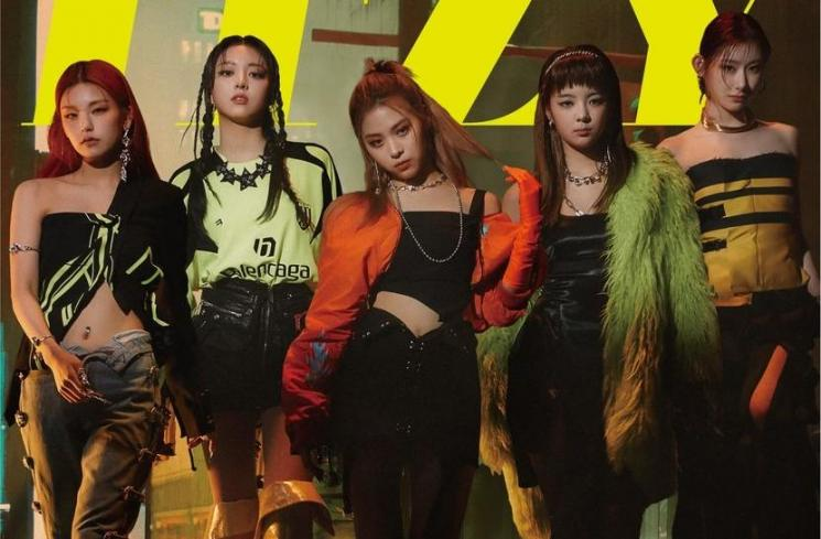 Fakta Crazy in Love ITZY  (Twitter/@ITZYofficial)